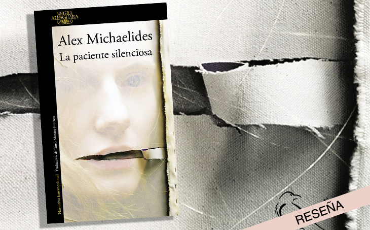 """La Paciente Silenciosa"" (Alex Michaelides)"