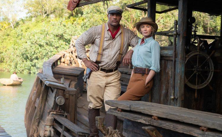 Jungle Cruise: Una gran aventura